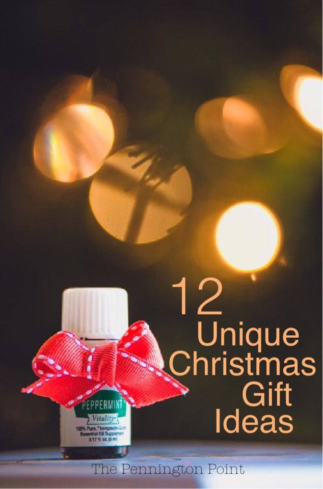12 Unique Christmas Gift Ideas!