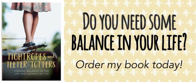 A fun, uplifting read for moms who feel like they can never find balance!