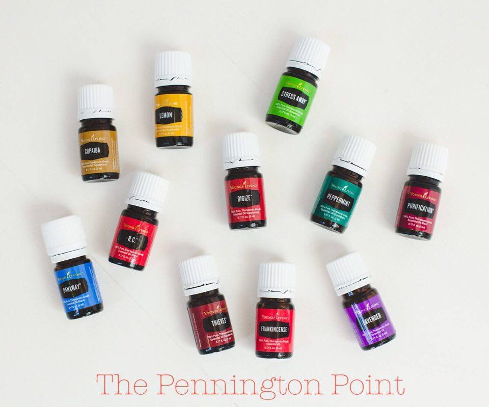 Practical, fun ways to use the oils in the Premium Starter Kit!