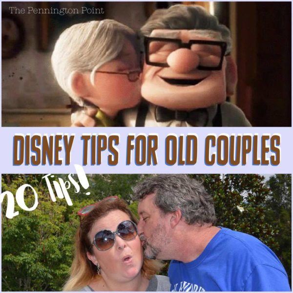 20 Tips for Old People at Disney World