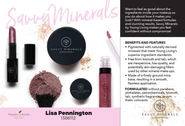 If you've been looking for a non-toxic makeup this is it!