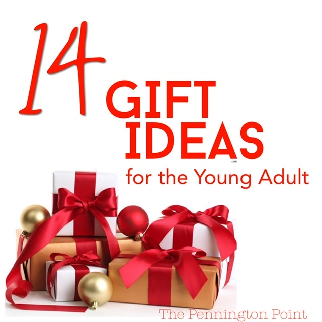 14 Gift Ideas for your Young Adult Kids