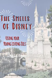 The Smells of Disney